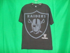 NFL Team Appareal  Raiders Big logo* T-Shirt