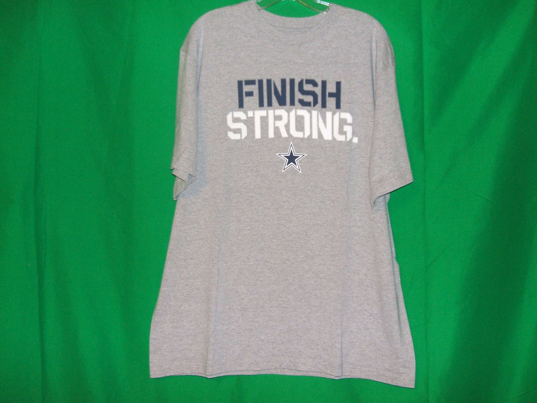 NFL Dallas Cowboys Team Apparel* FINISH STRONG