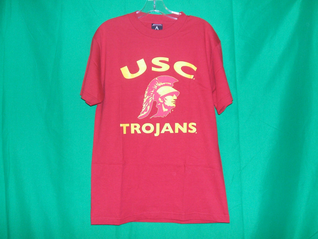 USC Trojans  with Trojan logo * T-Shirt