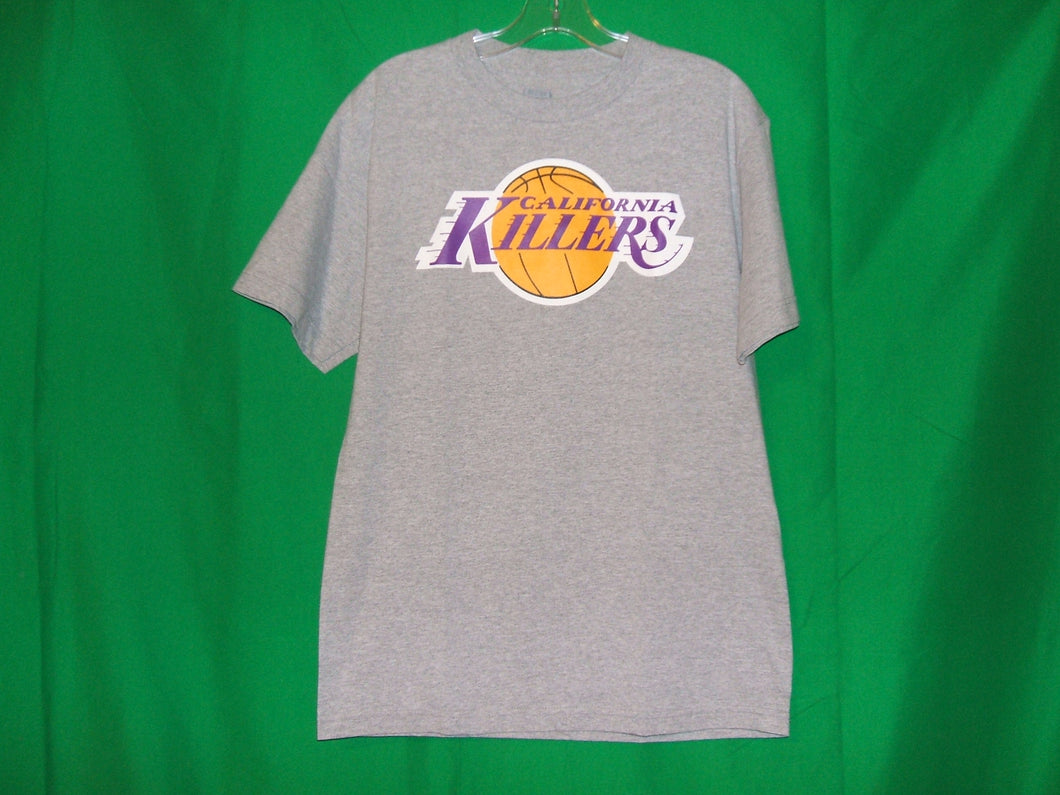 California Killers ( Los Angeles Lakers replica design) * T-Shirt