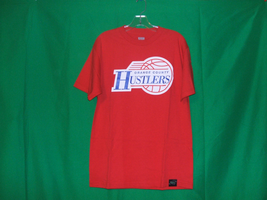 Orange County Hustlers* Los Angeles Clippers replica design* T-Shirt