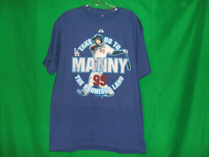 MLB Los Angeles Dodgers- Majestics MEMORABILIA* T-Shirt