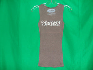 "Napsac ""Clothing"" Ladies Ribbed Tank Tops"