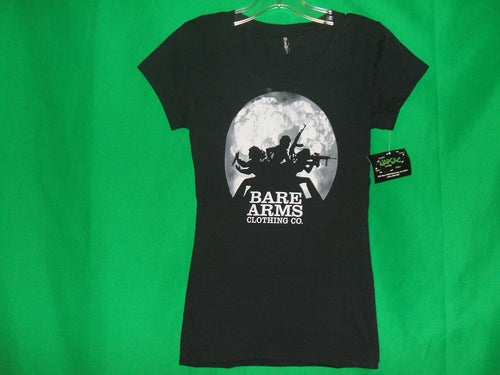 Bare Arms Ladies Clothing T-Shirt