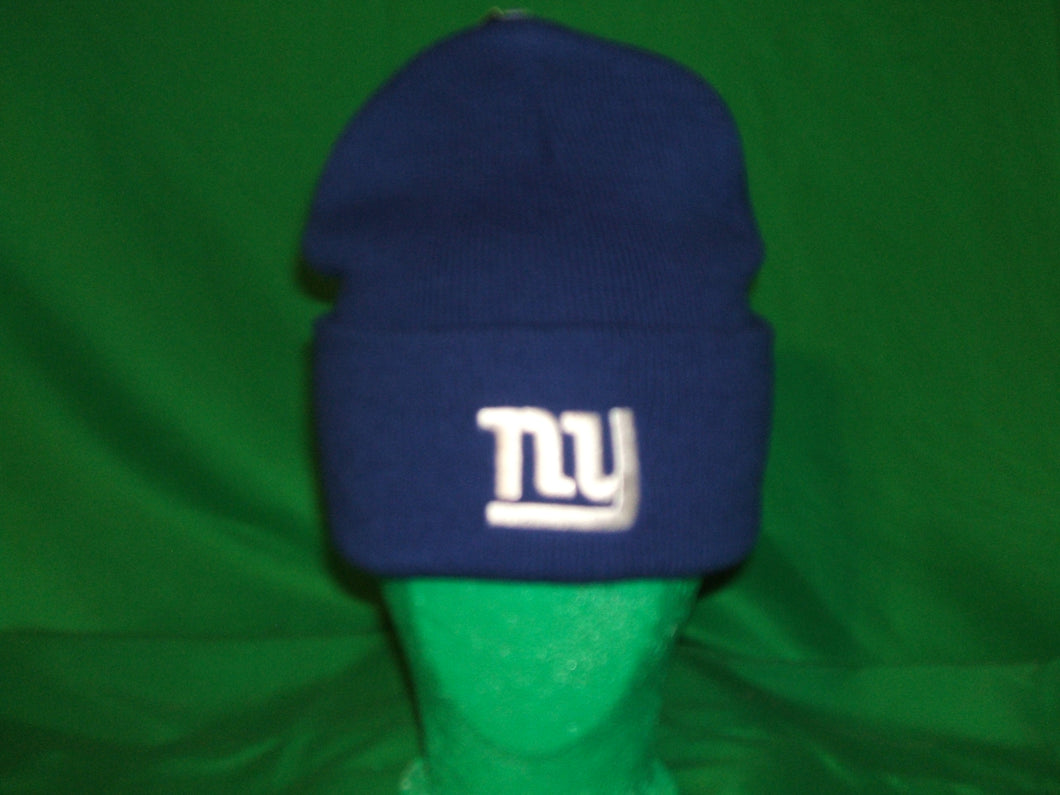 NFL Team Apparel New York Giants Beanie