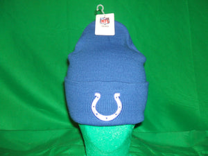 NFL Team Apparel Indianapolis Colts beanie