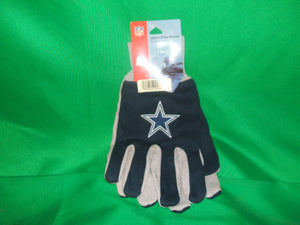 NFL Utility Gloves Dallas Cowboys