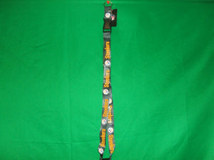 NFL Pittsburgh Steelers  Keychain lanyard