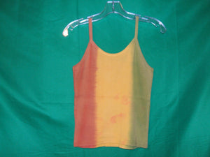 Ladies Vintage Rasta Tank Top