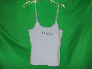 Ladies Dallas Cowboys Tank Top * T-Shirt