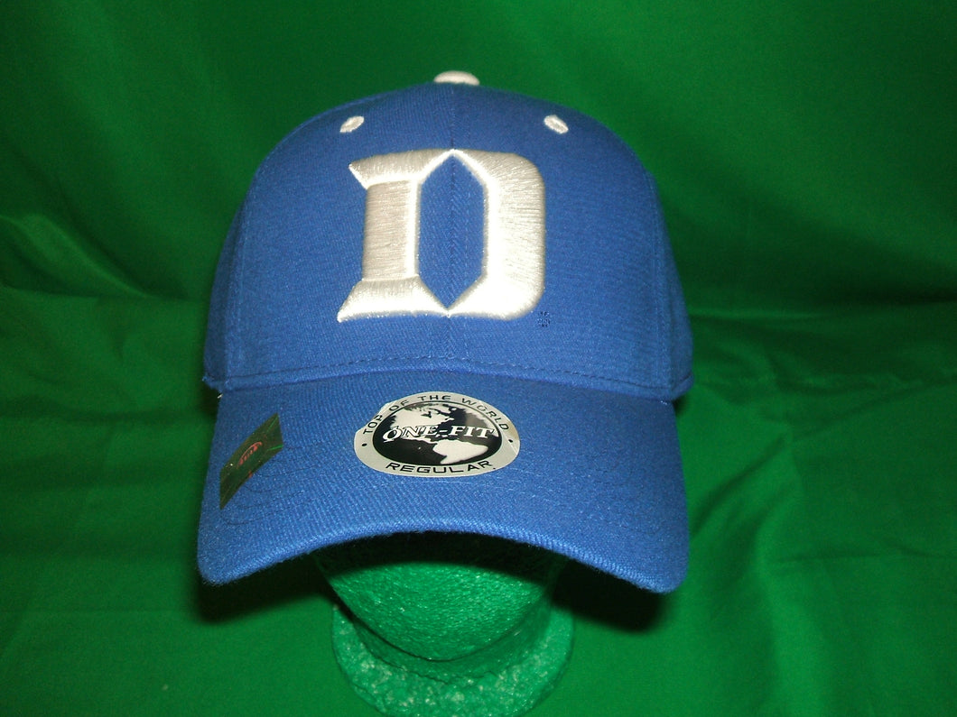 Dukes Blue Devils Official Collegiate Hat