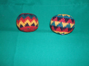 Rasta Hacky Sacks World Footbag