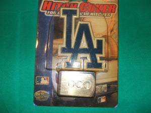 MLB Los Angeles Dodgers Hitch Cover