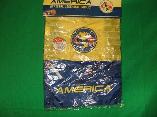 AMERICA  Futbol Soccer Licensed Back  Pack