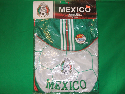 MEXICO  Futbol Soccer  Licensed Product Back Pack