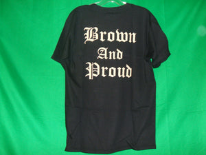 "Soy Chicano "" Brown and Proud"" T-Shirt"