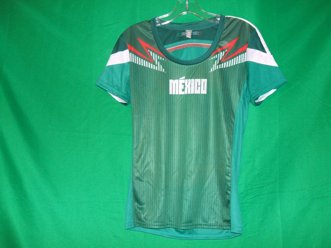 Ladies MEXICO Soccer Jersey