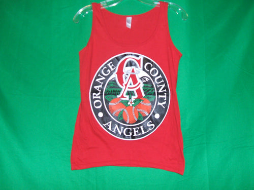 Orange County Ladies Tank Tops
