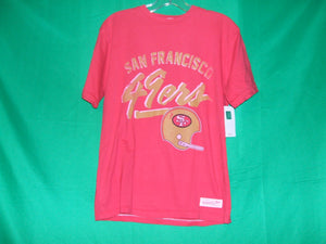 NFL Ladies Mitchell and Ness San Francisco 49ers T-Shirt