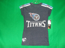 Load image into Gallery viewer, NFL Girls NFL Team Apparel T-Shirts