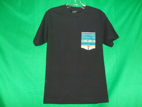 Mike Fortune FT- Southwest Pocket T-Shirt