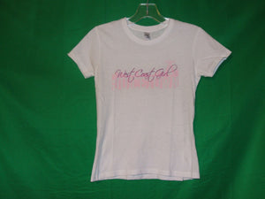 Ladies Westcoast Girl T-Shirt
