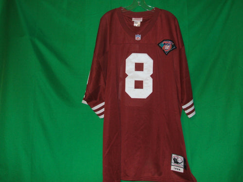 NFL San Francisco 49ers Mitchell & Ness Jersey