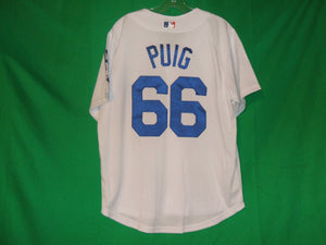 MLB Authentic Majestic Los Angeles Dodgers Jersey