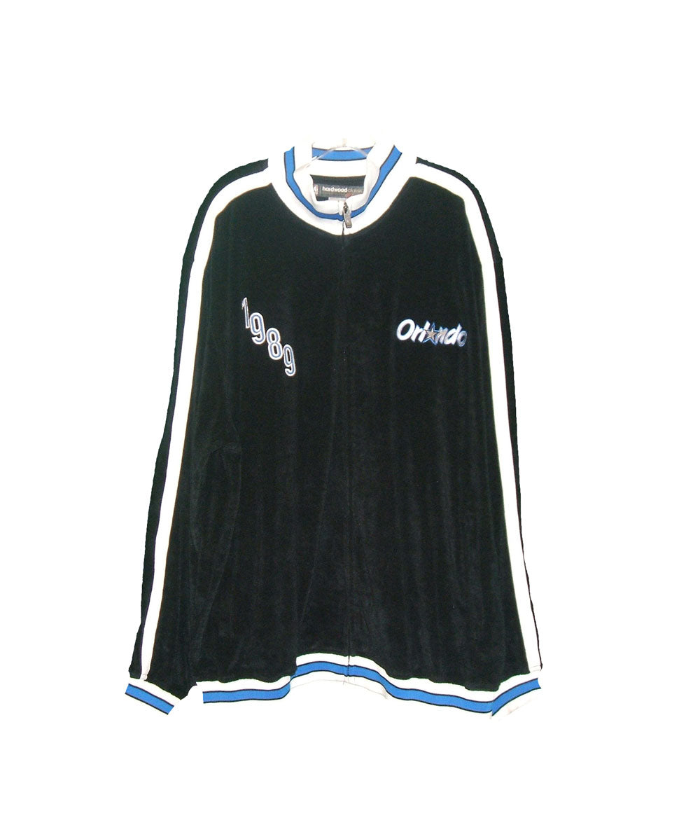 NBA Orlando Magic * Hardwood Classic Reebok -Throwback- Warm Up Jackets