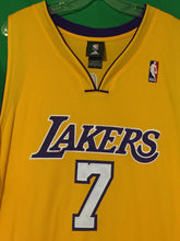 Load image into Gallery viewer, Adidas Lamar Odom Los Angeles Lakers Jersey