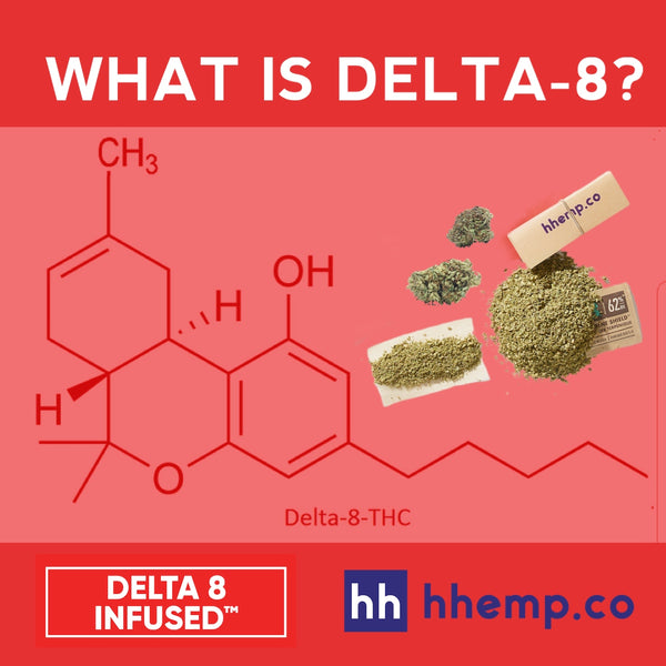 What is delta-8