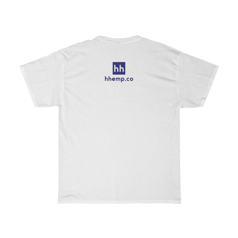 hhemp.co Cotton Tee (White)