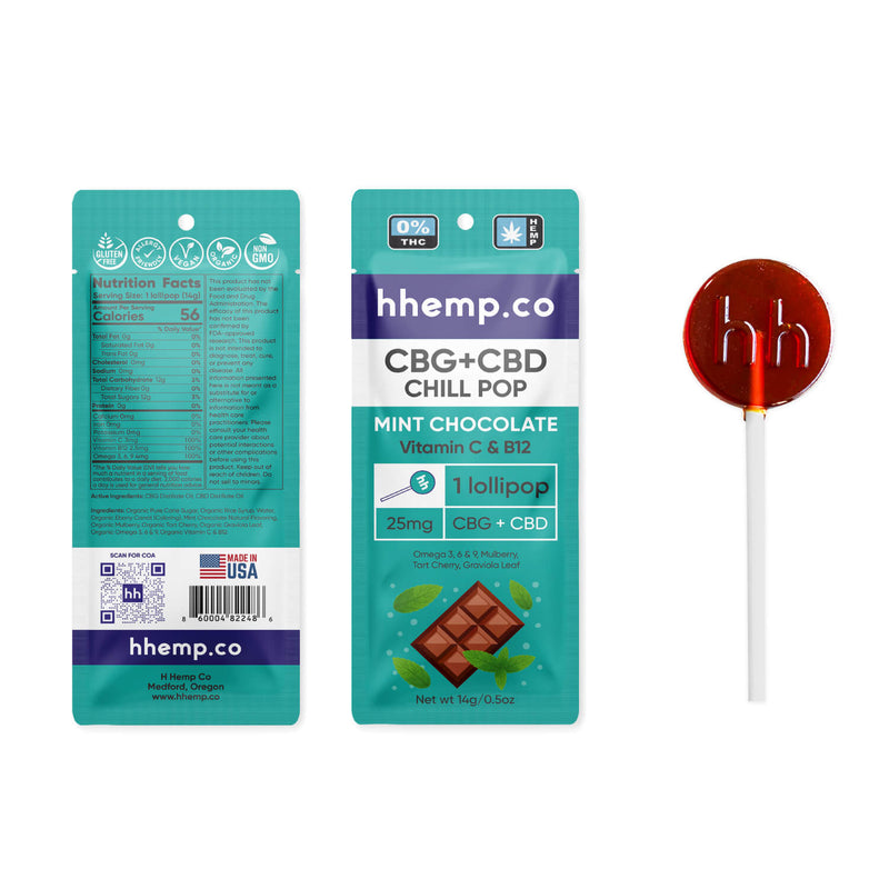 HH Lollipop Variety Pack (Pack of 3)