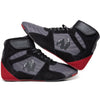 Perry High Tops Pro - Gray/Black/Red