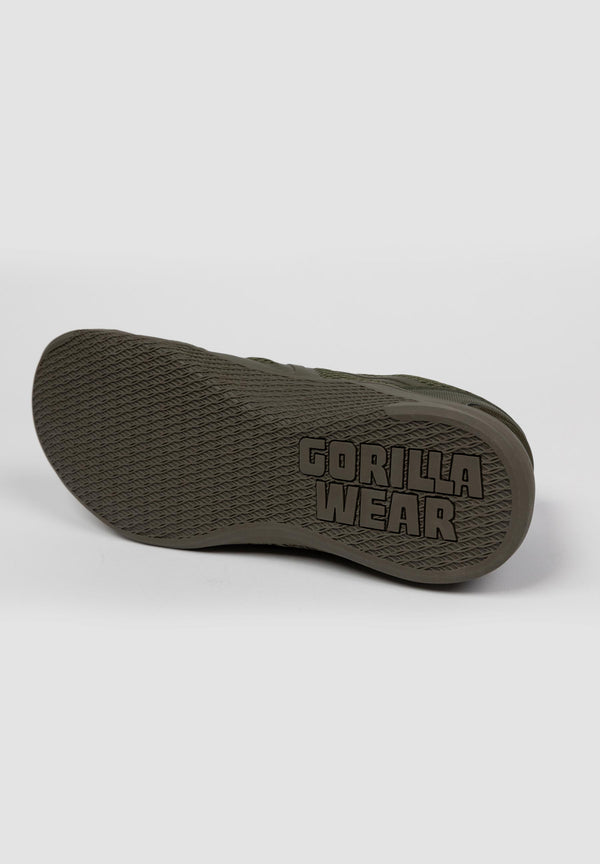 Gorilla Wear Gym Hybrid - Army Green - Unisex