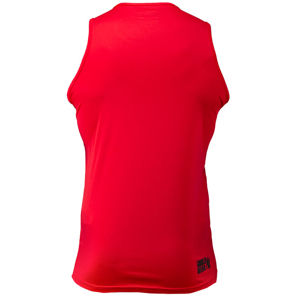 Rockford Tank Top - Red