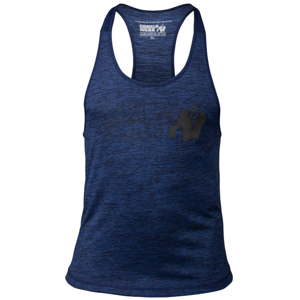 Austin Tank Top - Navy/Black