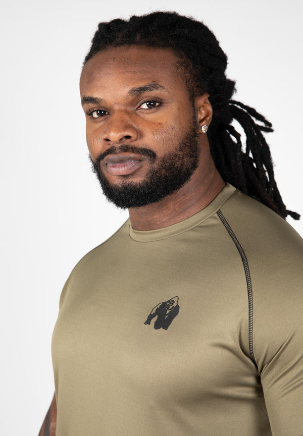 Performance T-shirt Army Green
