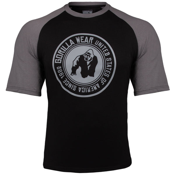 Texas T-shirt - Black/Dark Gray