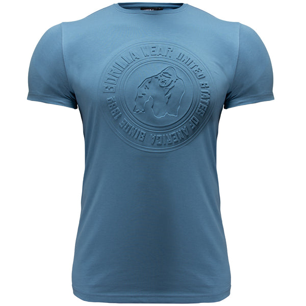 San Lucas T-shirt - Blue