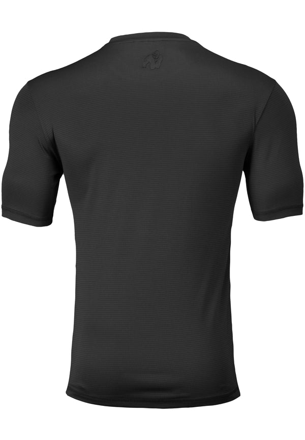 Branson T-shirt Black/Gray