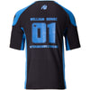 Athlete Shirt 2.0 William Bonac - Black / Navy Blue