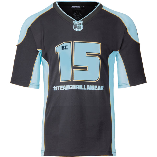 Athlete Shirt 2.0 Brandon Curry - Black / Light Blue