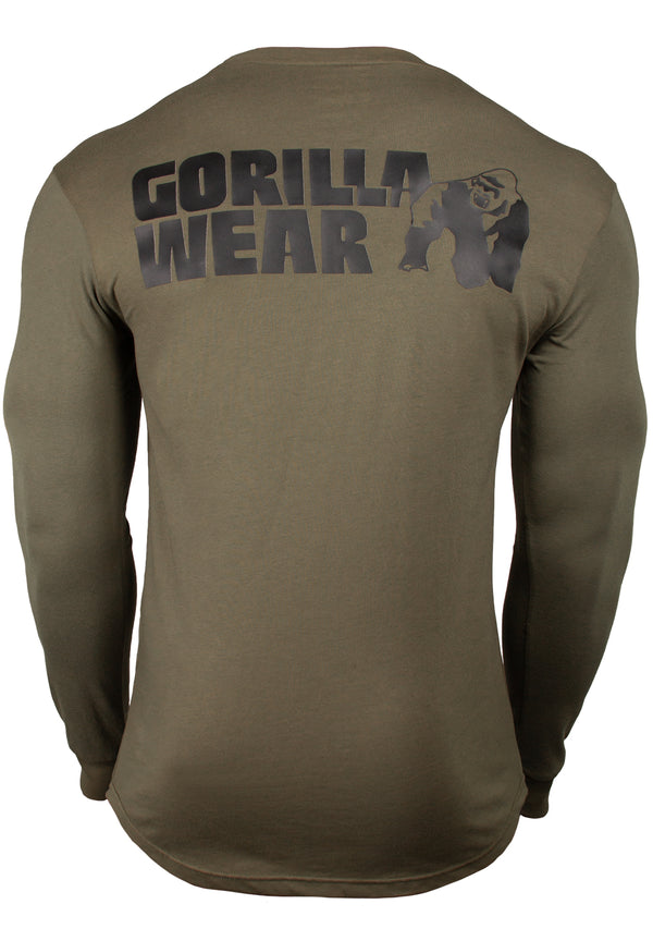 Williams Long Sleeve - Army Green