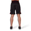 Shelby Shorts - Black/Red