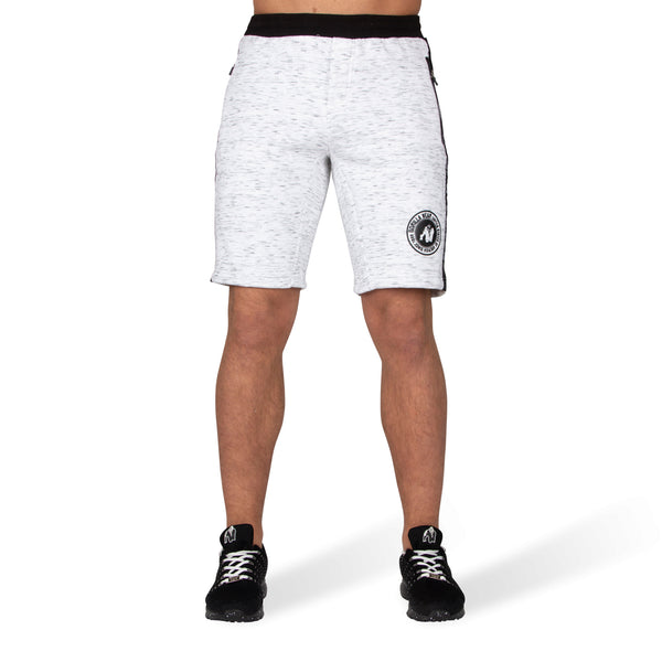 Saint Thomas Sweatshort - Mixed Gray