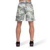 Kansas Shorts - Army Green Camo