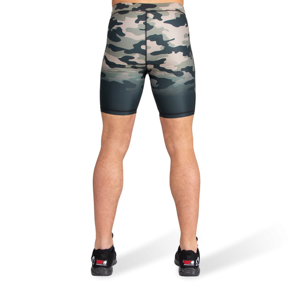 Franklin Shorts - Army Green Camo