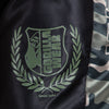 Vaiden Boxing Shorts - Army Green Camo