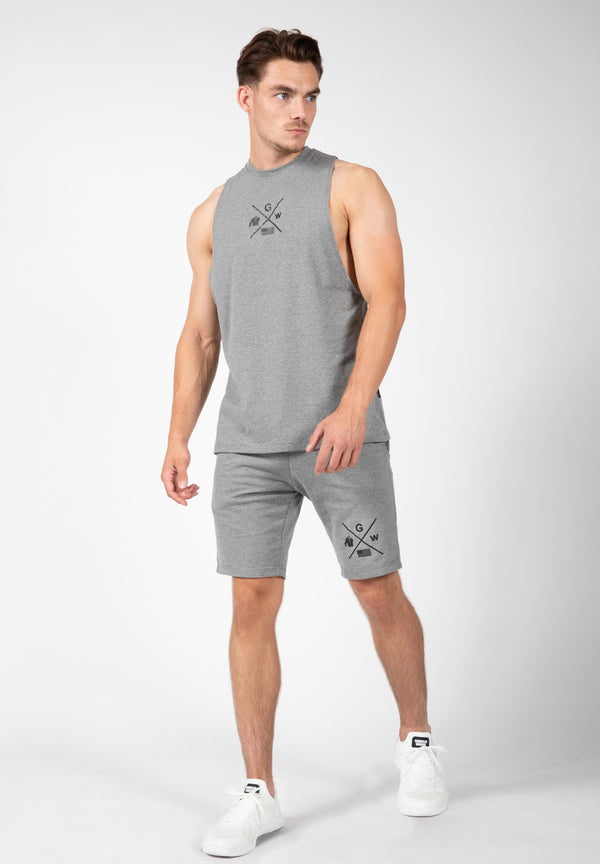 Cisco Shorts - Gray/Black